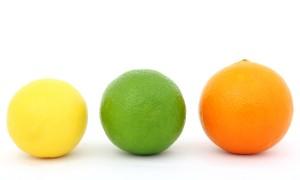Salvestrole zitrus fruchten