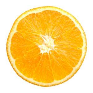 Vitamin C orangen