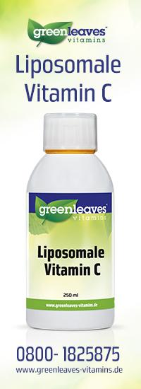Liposomales vitamin c absorbiert ebenso gut wie injiziert