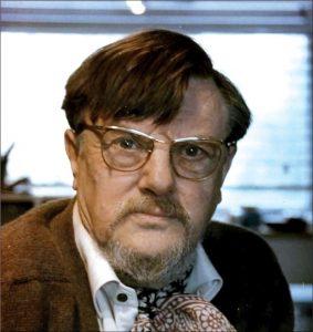 Alec Douglas Bangham (1921-2010). Hämatologe und Erfinder der Liposomen.