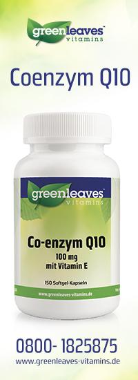 Coenzym Q10 mit vitamin E