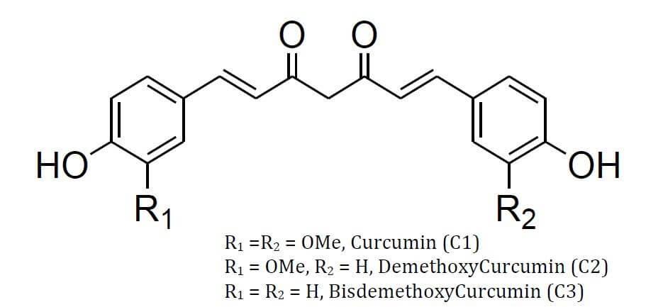curcuminoide