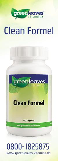 Clean Formel