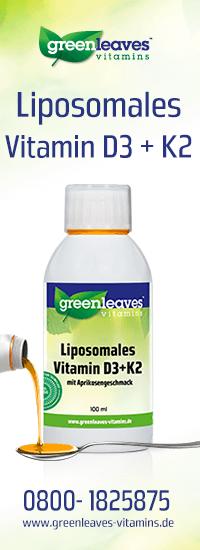 liposomales vitamin d3 k2