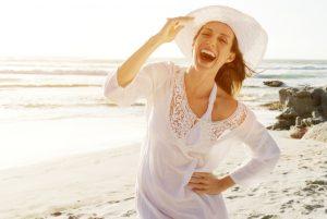 Astaxanthin schützt Haut und Augen vor UV-Strahlen